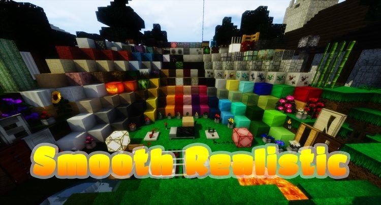 smooth-realistic-resource-pack-1-11-21-10-2 Smooth Realistic Resource Pack 1.11.2/1.10.2