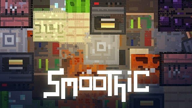 smoothic-resource-pack-for-minecraft-1-11-21-10-2 Smoothic Resource Pack for Minecraft 1.11.2/1.10.2