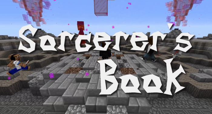 sorcerers-book-map-for-minecraft-1-11-2 Sorcerer's Book Map for Minecraft 1.11.2