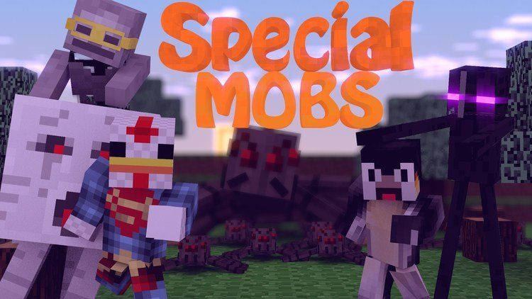 special-mobs-mod-for-minecraft-1-11-21-10-2 Special Mobs Mod for Minecraft 1.11.2/1.10.2