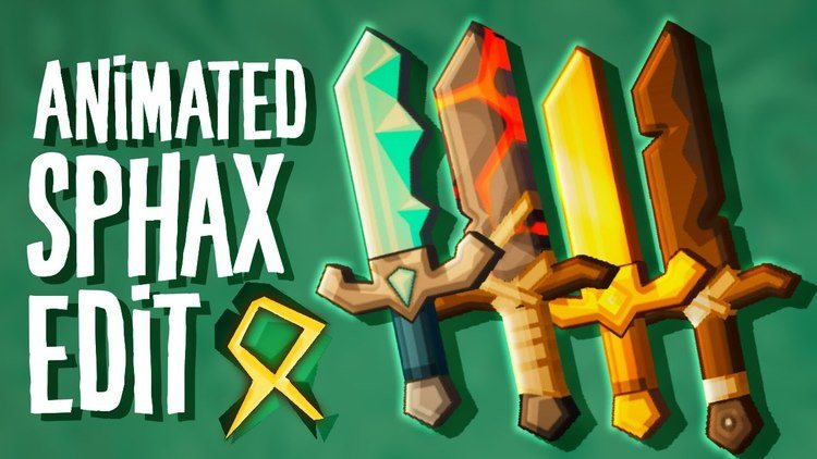 sphax-animated-pvp-resource-pack-1-11-21-10-2 Sphax Animated PvP Resource Pack 1.11.2/1.10.2