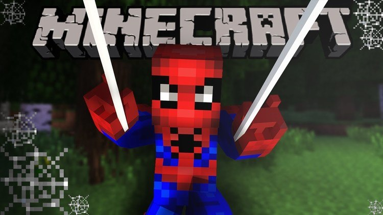 spiderman-map-for-minecraft Spiderman Map for Minecraft