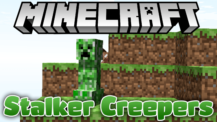 stalker-creepers-mod-1-11-21-10-2-for-minecraft Stalker Creepers Mod 1.11.2/1.10.2 for Minecraft
