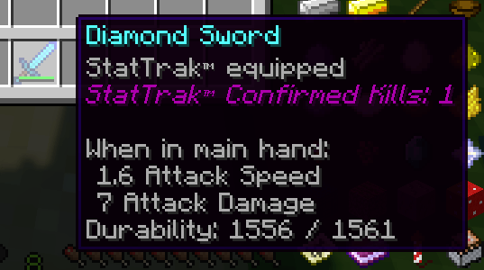 stat-trak-forge-weapons-mod-for-minecraft-1-11-21-10-2 Stat-Trak Forge Weapons Mod for Minecraft 1.11.2/1.10.2