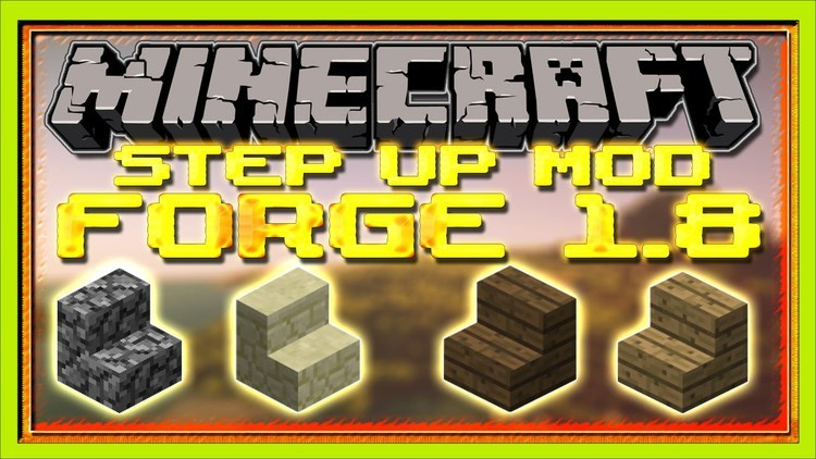 stepup-mod-1-11-21-10-2-walk-up-one-block-height-in-minecraft StepUp Mod 1.11.2/1.10.2 – Walk up one block height in Minecraft