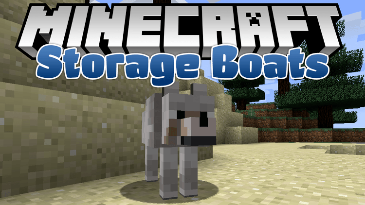 storage-boats-mod-1-11-21-10-2-for-minecraft Storage Boats Mod 1.11.2/1.10.2 for Minecraft