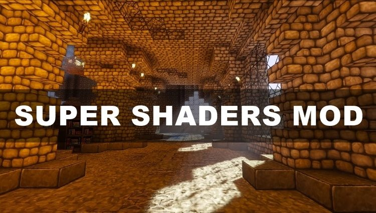 super-shaders-mod-for-minecraft-1-11-21-10-2 Super Shaders Mod for Minecraft 1.11.2/1.10.2