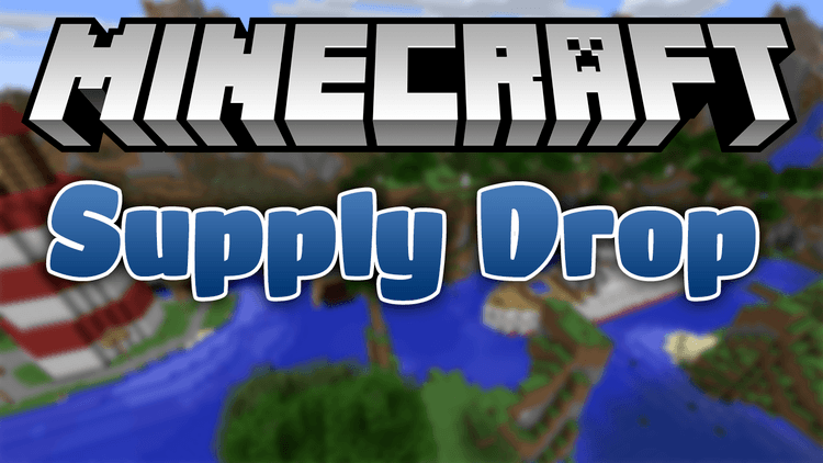 supply-drop-mod-1-11-21-10-2-for-minecraft Supply Drop Mod 1.11.2/1.10.2 for Minecraft
