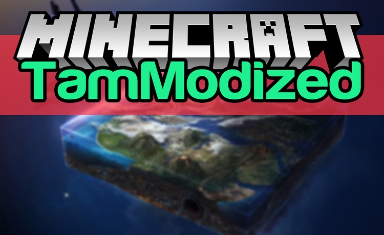 TamModized Mod for Minecraft Logo