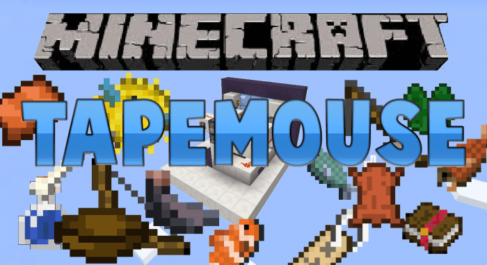 tapemouse-mod-for-minecraft-1-11-21-10-2 TapeMouse Mod for Minecraft 1.11.2/1.10.2