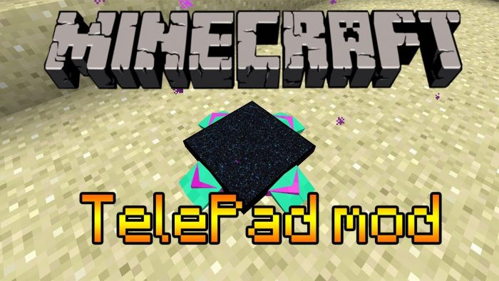 telepad-mod-for-minecraft-1-11-21-10-2 Telepad Mod for Minecraft 1.11.2/1.10.2