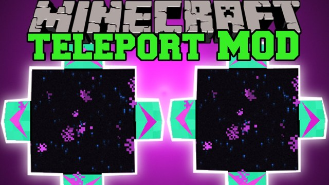 telepads-mod-for-minecraft-1-111-10-2 Telepads Mod for Minecraft 1.11/1.10.2