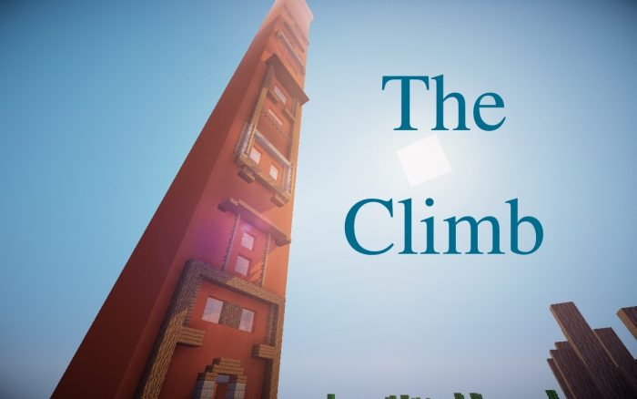 the-climb-map-for-minecraft-1-11-2 The Climb Map for Minecraft 1.11.2