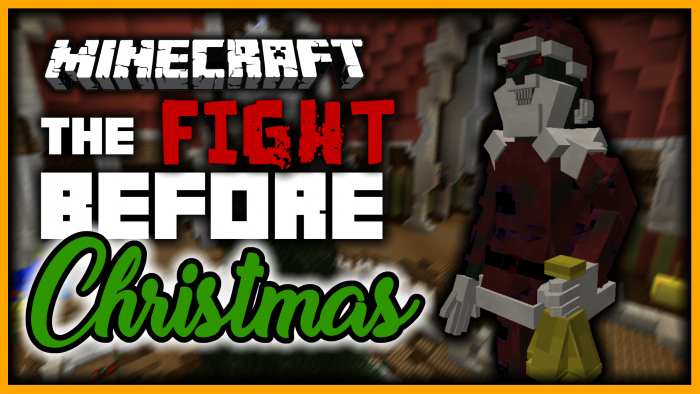 the-fight-before-christmas-map-for-minecraft-1-11-2 The Fight Before Christmas Map for Minecraft 1.11.2