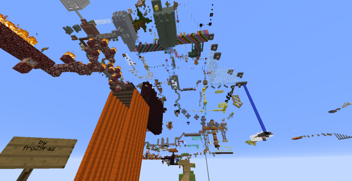 the-longest-parkour-map-for-minecraft-1-11-2 The Longest Parkour Map for Minecraft 1.11.2