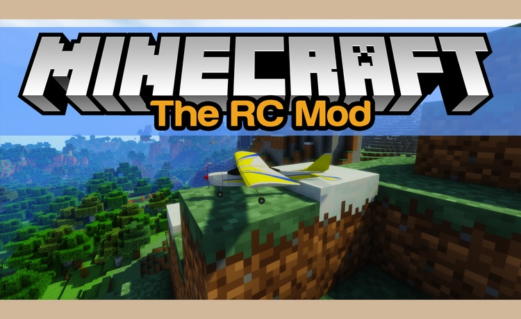 the-rc-mod-1-11-21-10-2-add-remote-control-toys-for-minecraft The RC Mod 1.11.2/1.10.2 – Add Remote Control Toys for Minecraft