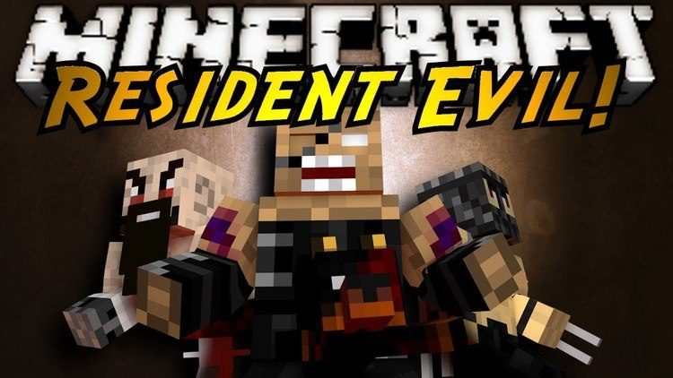 the-resident-evil-mod-for-minecraft-1-11-21-10-2 The Resident Evil Mod for Minecraft 1.11.2/1.10.2