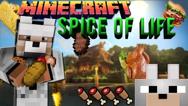 the-spice-of-life-mod-1-11-21-10-2-for-minecraft The Spice of Life Mod 1.11.2/1.10.2 for Minecraft
