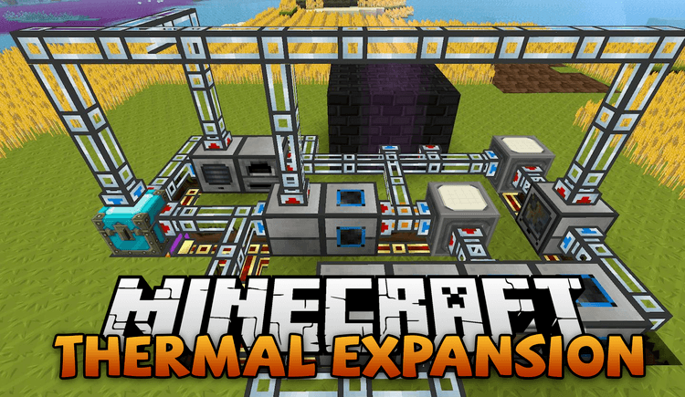 thermal-expansion-mod-1-11-21-10-2-for-minecraft Thermal Expansion Mod 1.11.2/1.10.2 for Minecraft