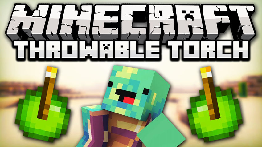 throwable-torch-mod-1-10-21-7-10 Throwable Torch Mod 1.10.2/1.7.10