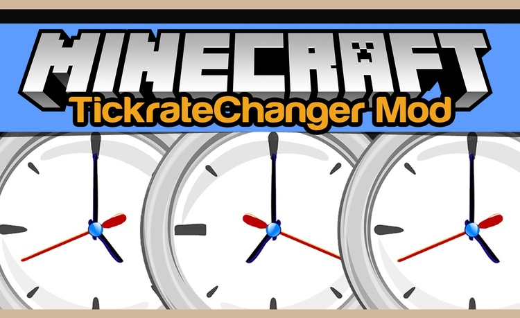 tickrate-changer-mod-1-11-21-10-2-for-minecraft Tickrate Changer Mod 1.11.2/1.10.2 for Minecraft