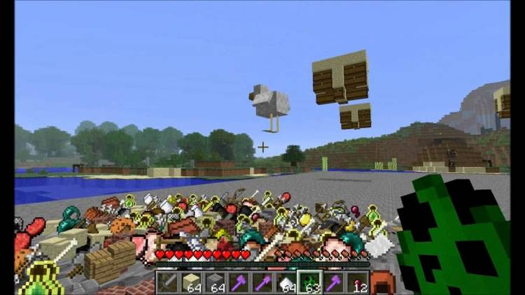 too-much-loot-mod-1-11-21-10-2-for-minecraft Too Much Loot Mod 1.11.2/1.10.2 for Minecraft