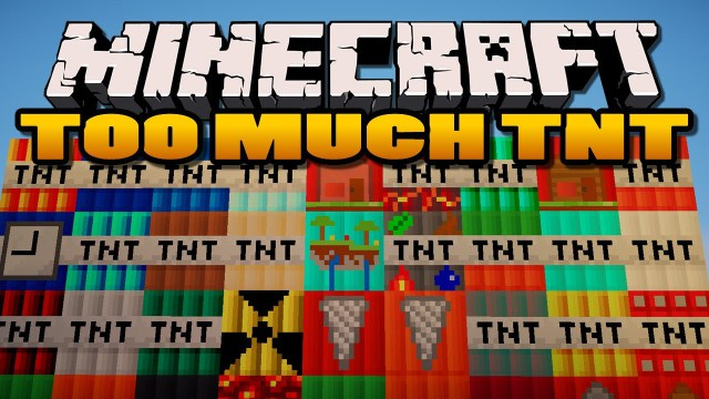 too-much-tnt-mod-for-minecraft-1-11-11-10-2 Too Much TNT Mod for Minecraft 1.11.1/1.10.2