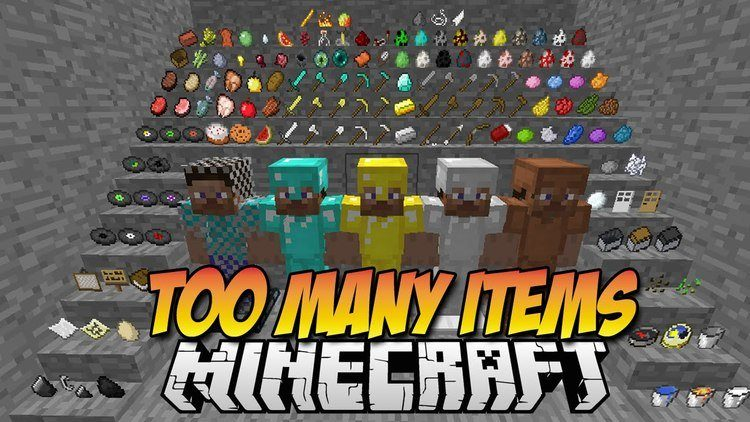toomanyitems-mod-for-minecraft-1-11-21-10-2 TooManyItems Mod for Minecraft 1.11.2/1.10.2