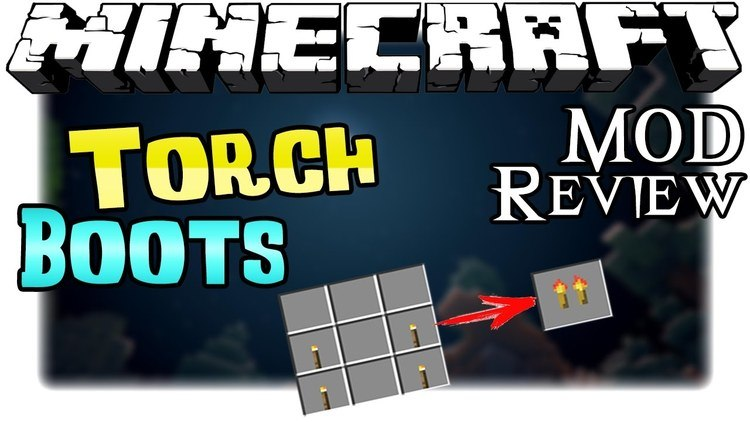 torch-boots-mod-for-minecraft-1-11-21-10-2 Torch Boots Mod for Minecraft 1.11.2/1.10.2