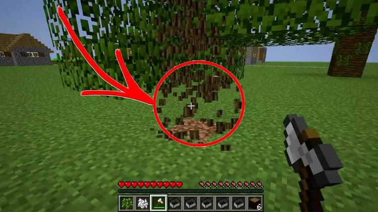 tree-chopper-mod-1-11-21-10-2-for-minecraft-cut-down-whole-trees Tree Chopper Mod 1.11.2/1.10.2 for Minecraft – Cut down whole Trees