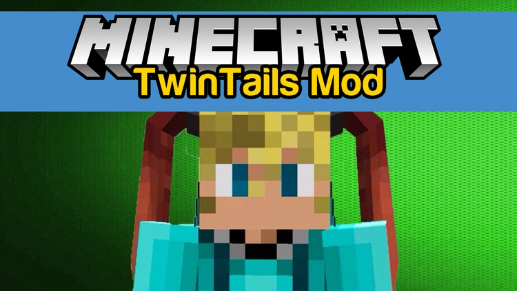 twintails-mod-1-11-21-10-2-for-minecraft TwinTails Mod 1.11.2/1.10.2 for Minecraft