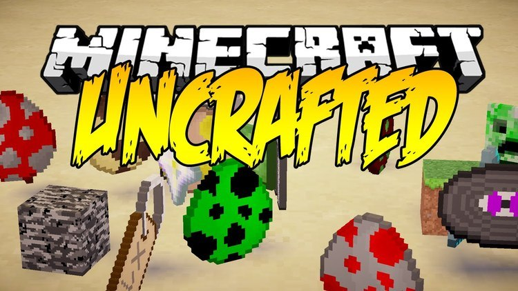 uncrafted-mod-1-11-21-10-2-for-minecraft Uncrafted Mod 1.11.2/1.10.2 for Minecraft