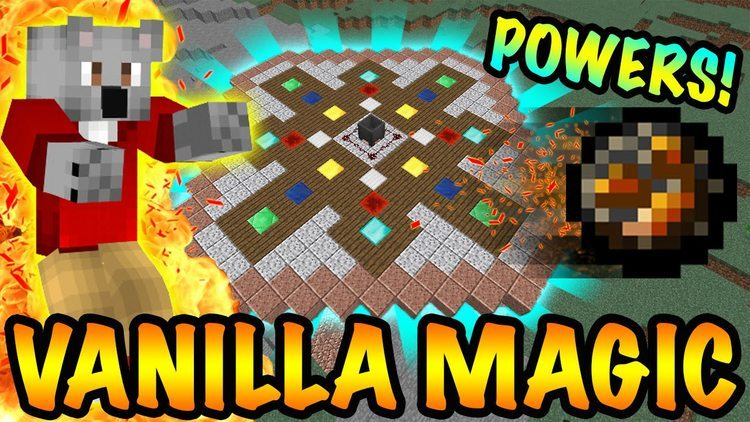 vanilla-magic-mod-1-11-21-10-2-for-minecraft Vanilla Magic Mod 1.11.2/1.10.2 for Minecraft