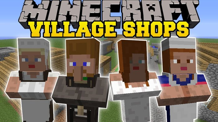 villager-market-mod-1-11-21-10-2-for-minecraft Villager Market Mod 1.11.2/1.10.2 for Minecraft