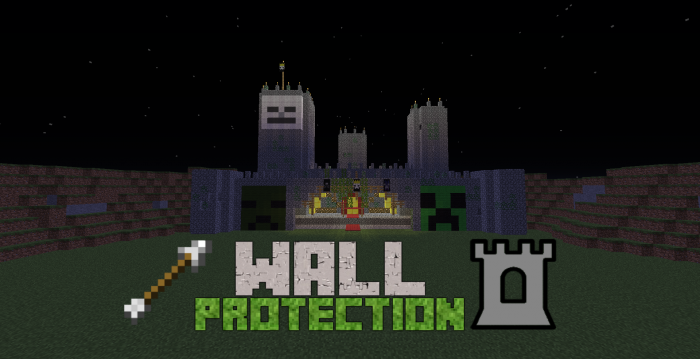 wall-protection-map-for-minecraft-1-11-2 Wall Protection Map for Minecraft 1.11.2