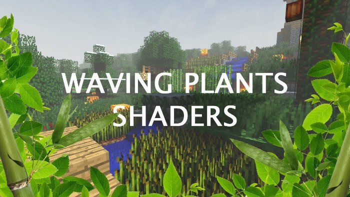 waving-plants-shaders-mod-for-minecraft-1-11-21-10-2 Waving Plants Shaders Mod for Minecraft 1.11.2/1.10.2