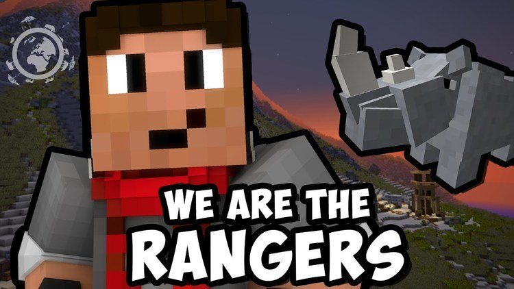 we-are-the-rangers-map-for-minecraft-1-10-21-9-4 We are the Rangers Map for Minecraft 1.10.2/1.9.4