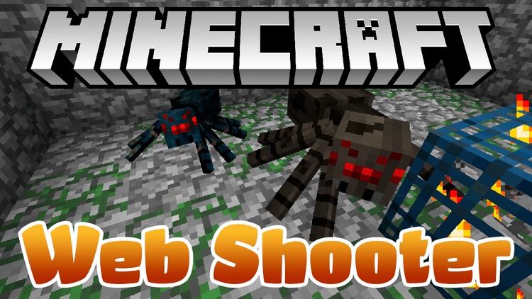 web-shooter-mod-1-11-21-10-2-for-minecraft Web Shooter Mod 1.11.2/1.10.2 for Minecraft