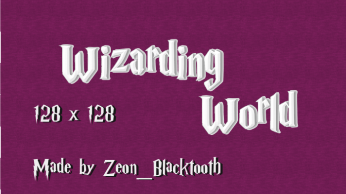wizarding-world-resource-pack-for-minecraft-1-11-2 Wizarding World Resource Pack for Minecraft 1.11.2