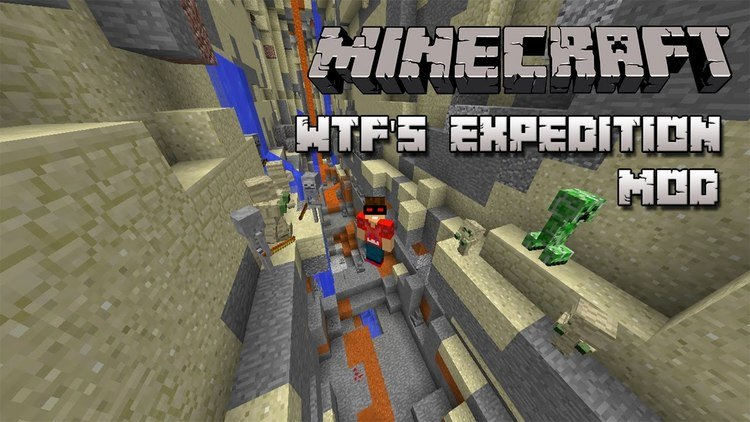 wtfs-expedition-mod-1-11-21-10-2-for-minecraft WTF's Expedition Mod 1.11.2/1.10.2 for Minecraft