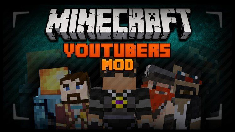 youtubers-plus-mod-for-minecraft-1-11-21-10-2 Youtubers Plus Mod for Minecraft 1.11.2/1.10.2