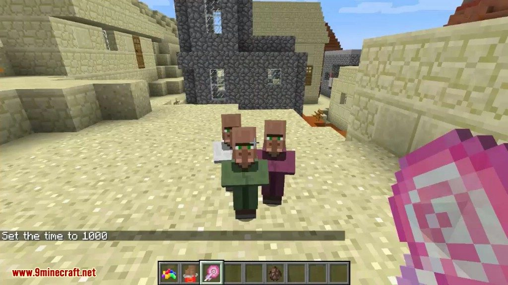 1493666550_665_candy-mod-1-11-2-villager-children-follow-you Candy Mod 1.11.2 (Villager Children Follow You)