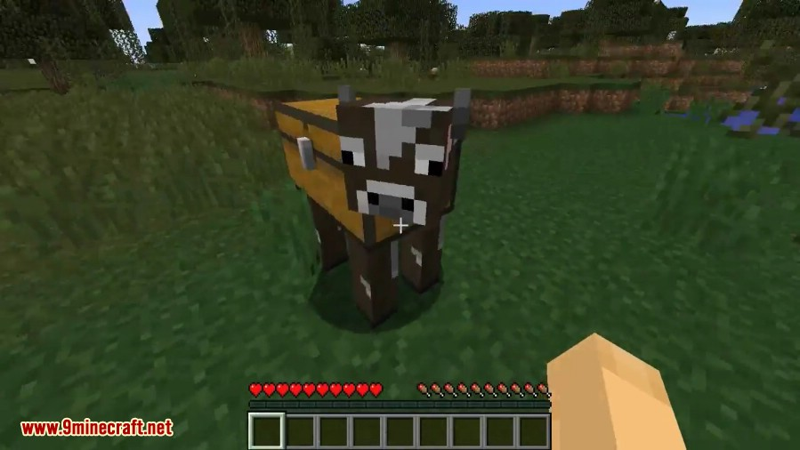 1493668999_125_chest-cow-mod-1-11-2-for-minecraft Chest Cow Mod 1.11.2 for Minecraft