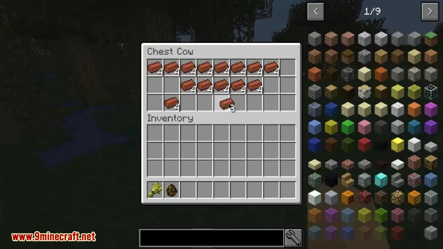 1493669000_380_chest-cow-mod-1-11-2-for-minecraft Chest Cow Mod 1.11.2 for Minecraft
