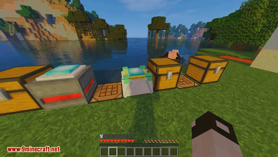 1493669120_585_forgotten-items-mod-1-11-2-rediscovered-items Forgotten Items Mod 1.11.2 (Rediscovered Items)