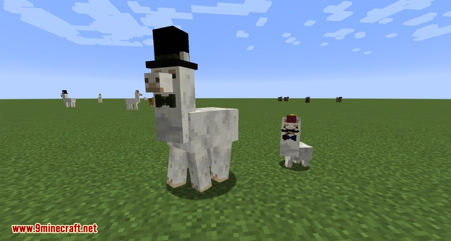 1493674871_532_better-than-llamas-mod-1-11-2-for-minecraft Better Than Llamas Mod 1.11.2 for Minecraft