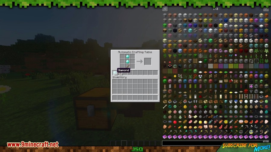 1493783027_116_automatic-crafting-table-mod-1-11-2 Automatic Crafting Table Mod 1.11.2