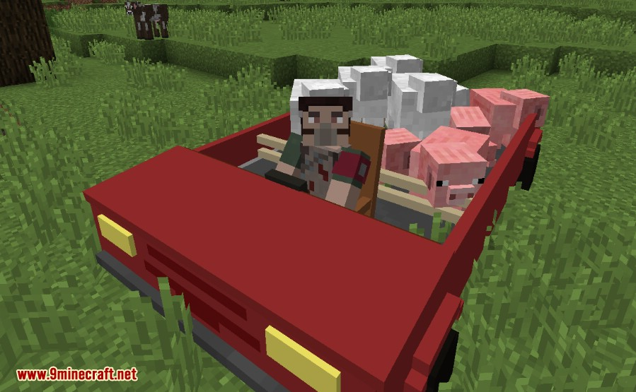 1493788899_316_personal-cars-mod-1-11-21-10-2-just-driving-around Personal Cars Mod 1.11.2/1.10.2 (Just Driving Around)