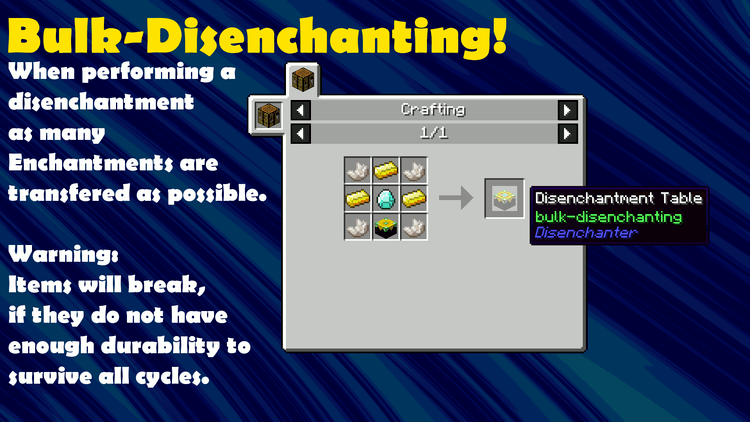 1493966015_704_the-disenchanter-mod-1-11-21-10-2-for-minecraft The Disenchanter Mod 1.11.2/1.10.2 for Minecraft