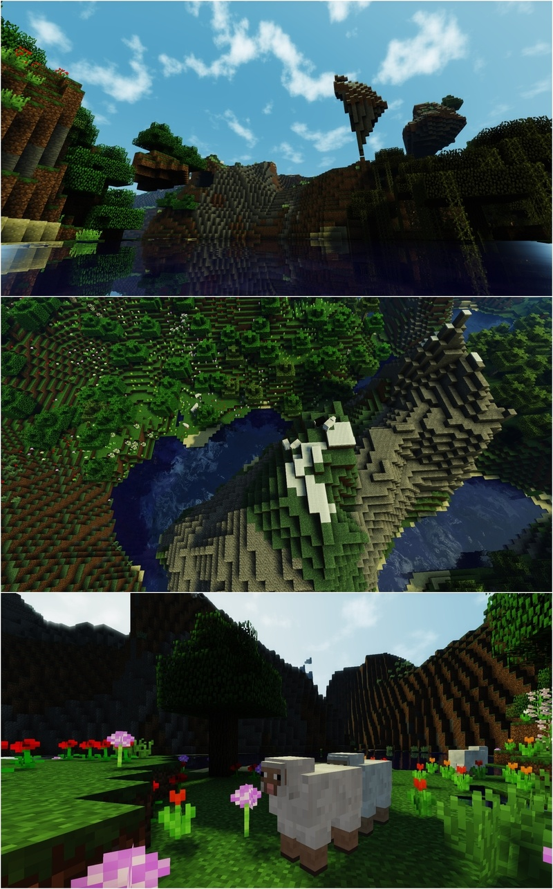 1495771082_527_edis-shaders-1-11-21-10-2-for-minecraft Edi's Shaders 1.11.2/1.10.2 for Minecraft